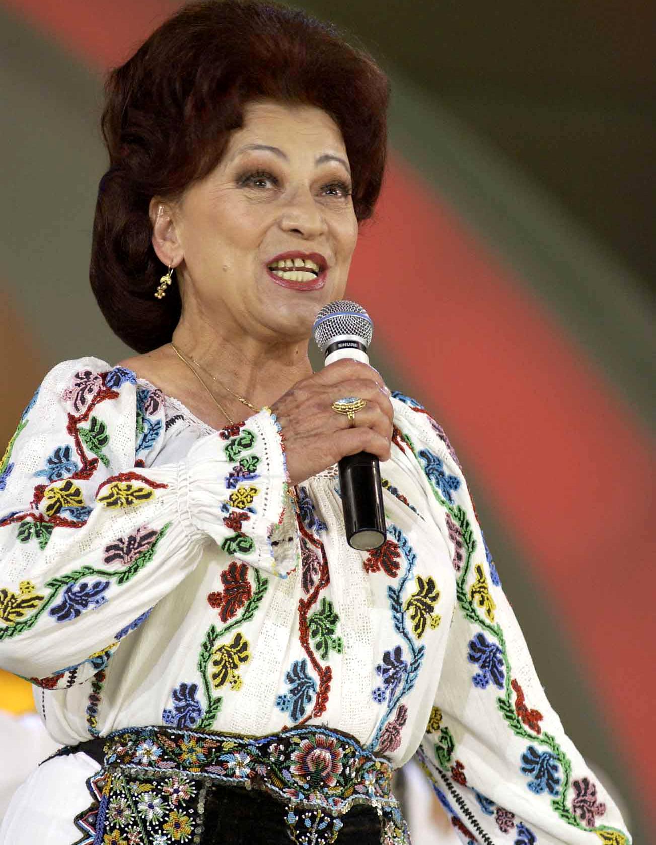 Maria Ciobanu, Ciocârlia muzicii tradiționale românești