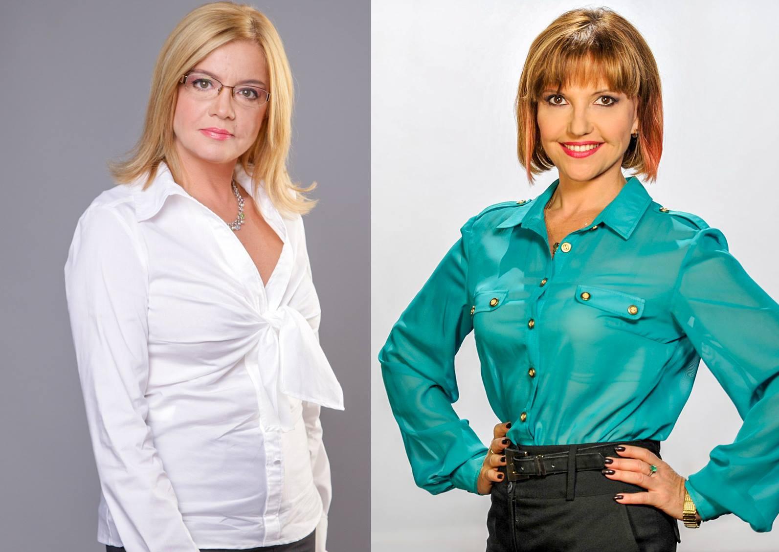 Marina Almășan susține că a reușit să se mențină în TVR, deși salariul nu este la fel de mare ca în televiziunile private