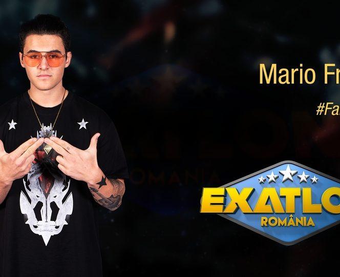 Mario Fresh, concurent în echipa Faimoșilor la Exatlon sezonul 3