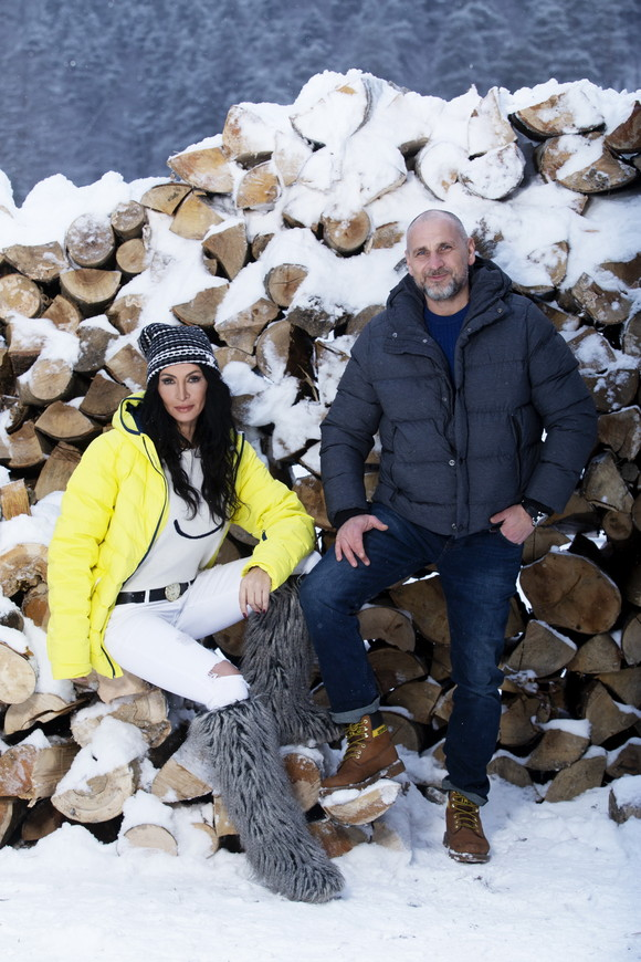 Mihaela Rădulescu și Cristian Bozgan