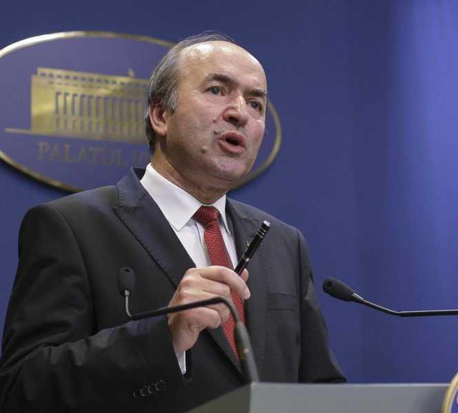 Ministrul Justiției, Tudorel Toader