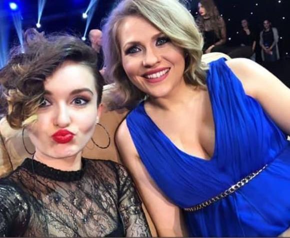 Mirela Vaida la Eurovision