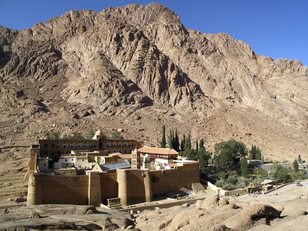 Calendar ortodox 14 ianuarie: părinții uciși în Muntele Sinai