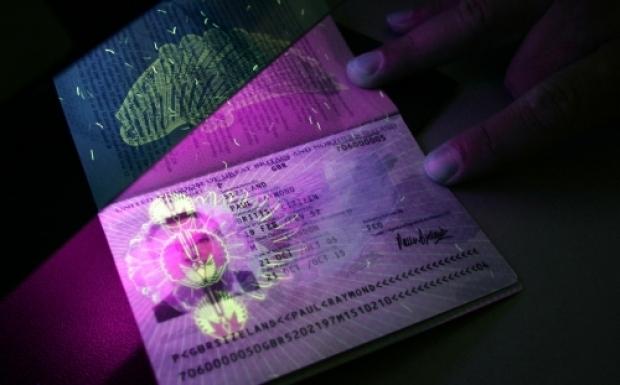 Așa arată noile pașapoarte