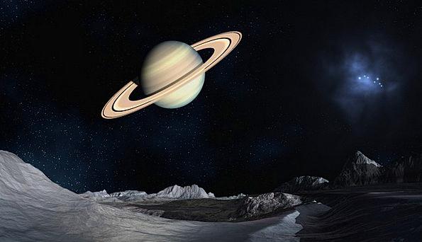 O zi pe Saturn dureză 10 ore, 33 de minute și 33 de secunde