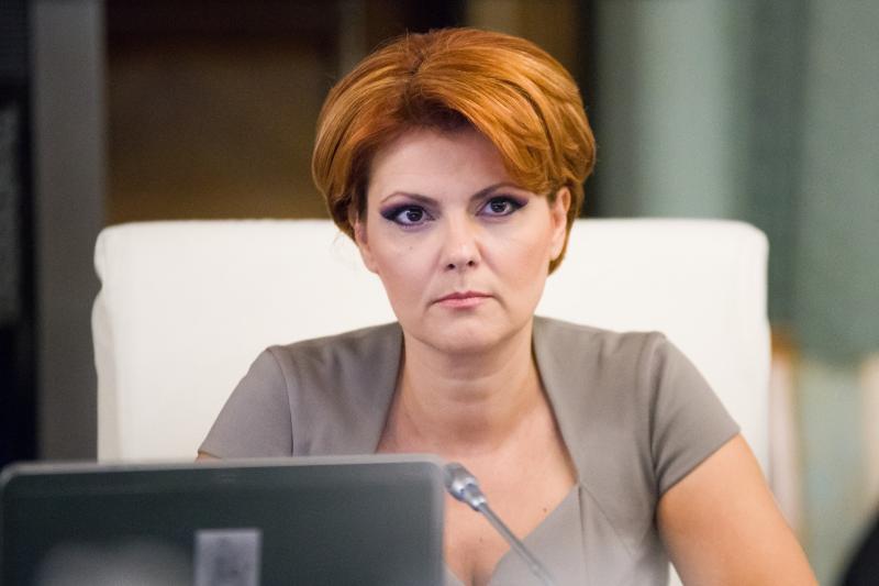 Lia Olguţa Vasilescu, atac dur la preşedintele Klaus Iohannis: