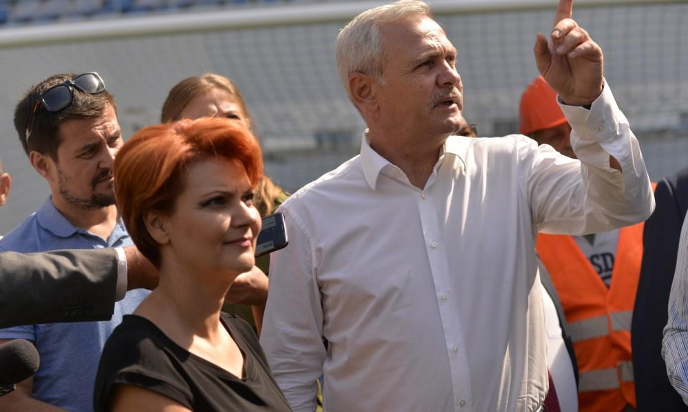 S-a certat Olguta Vasilescu cu Liviu Dragnea? Fostul Ministru al Muncii amenință cu avocații: