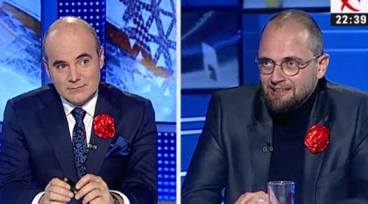 """Oreste, mesaj pentru Rareș Bogdan: """"Suntem în spatele tău"""""""