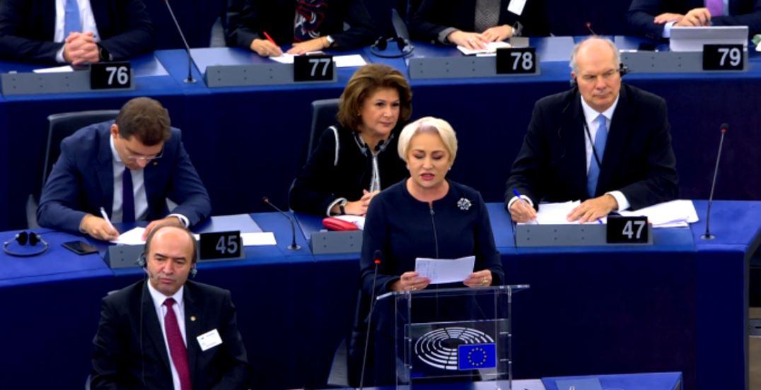 Suspendarea emisiei Realitatea TV, subiect în Parlamentul European