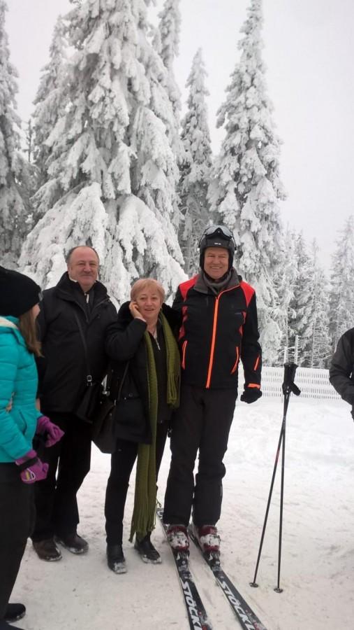 Klaus Iohannis, acuzat de turişti că le-ar fi stricat weekendul, la munte. Ce s-a întâmplat la Păltiniş