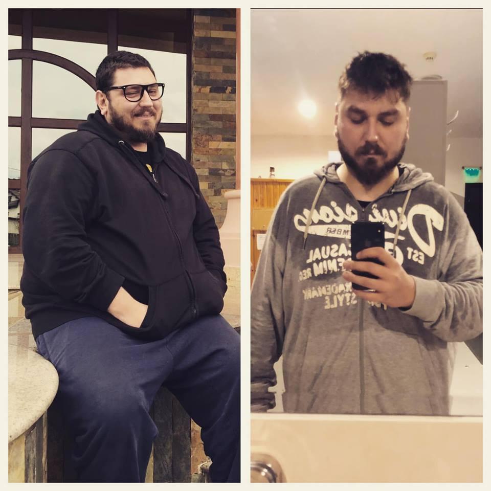 Micutzu a slăbit 50 de kilograme! Cum arată acum Cosmin Nedelcu FOTO