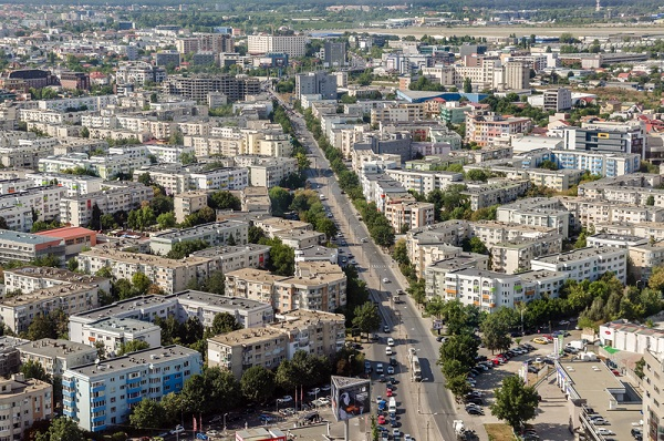 Prețurile apartamentelor din Capitală au crescut în medie cu 5% în anul 2018.