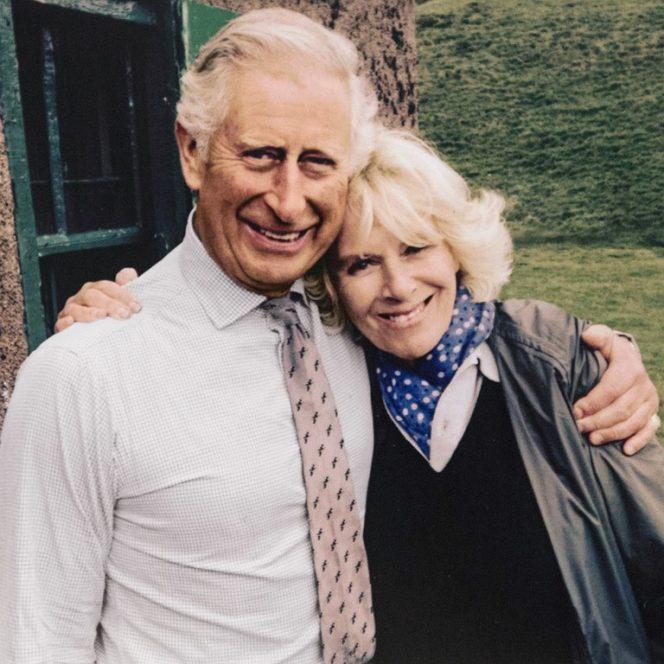 Prințul Charles și Camilla