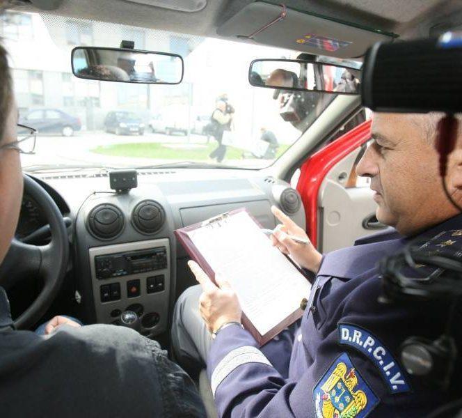 Proba practică, testul final pentru permisul auto