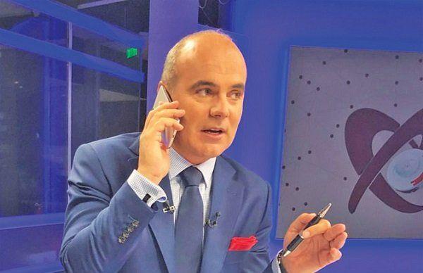 Rareș Bogdan, candidat la alegerile europarlamentare?