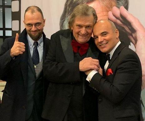 Rareș Bogdan, Florin Piersic și Oreste Teodorescu