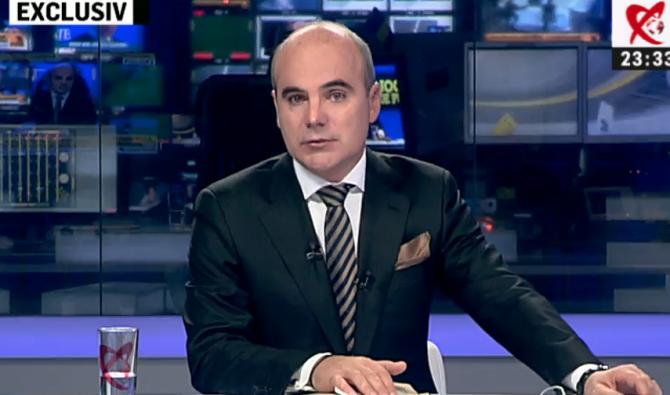 Rareș Bogdan, cu lacrimi în ochi la Realitatea TV: Nu-mi vine să cred că voi trăi astfel