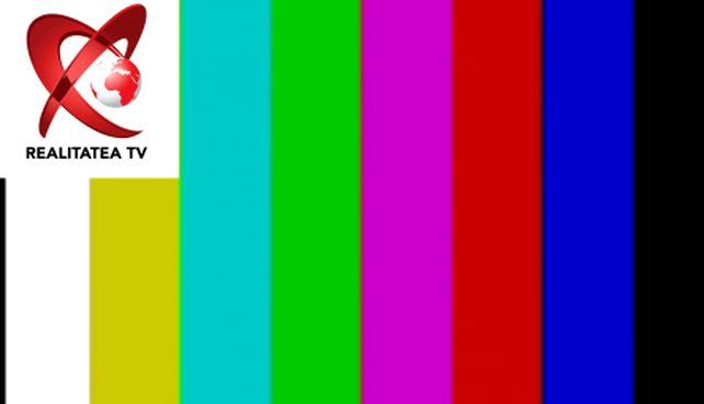 Realitatea TV și-a întrerupt emisia timp de 10 minute pe 17 ianuarie 2019
