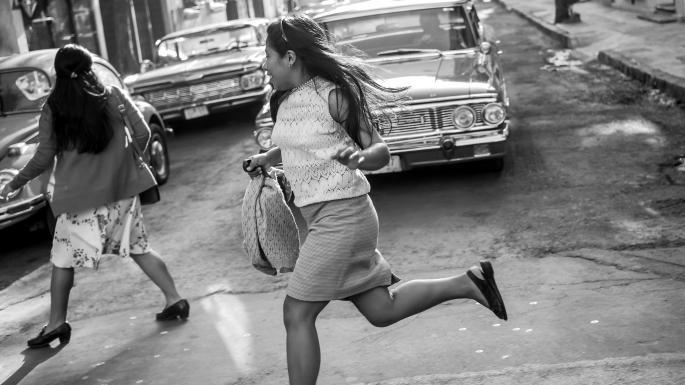 """Yalitza Aparicio are o prestație de excepție în Roma și a fost nominalizată la """"Cea mai bună actriță într-un tol principal"""" la Premiile Oscar 2019, o adevărată surpriză"""