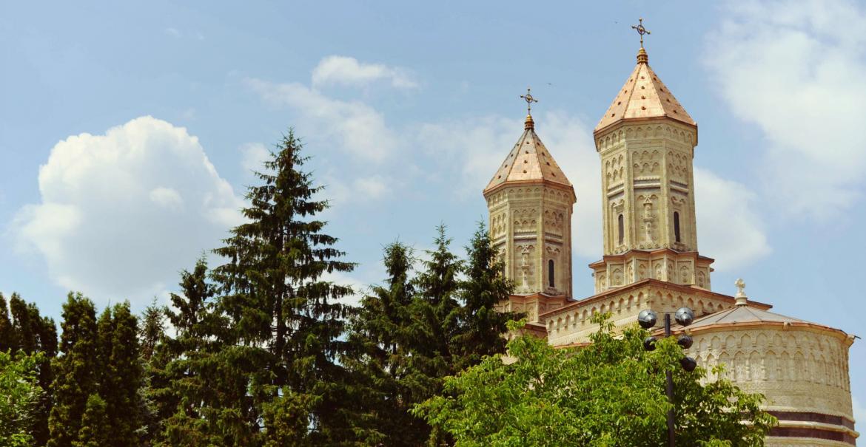 Biserica Sfinţii Trei Ierarhi, din Iaşi