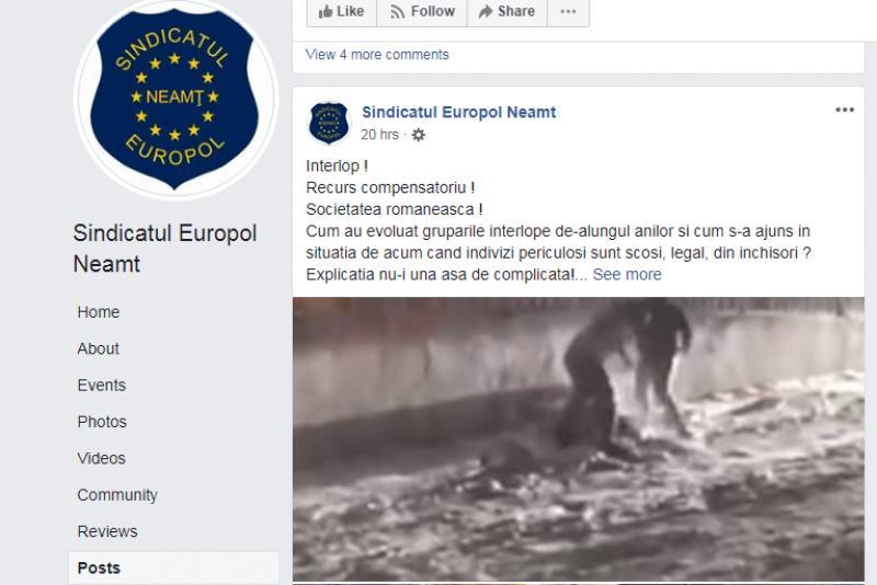 """Mesajul unor polițiști, în urma crimei de la Mediaș: """"Trebuie pornită o răscoală"""""""