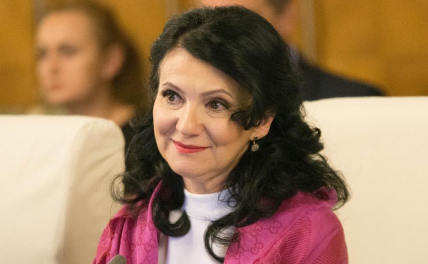 Sorina Pintea, ministrul Sănătăţii