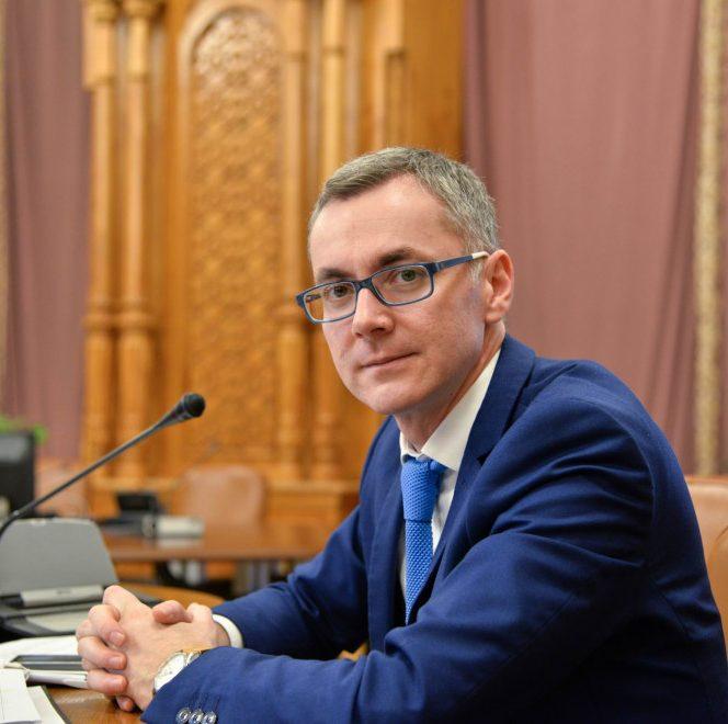 Stelian Ion, deputat USR