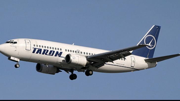 Avionul de la TAROM întors din drum, verificat în detaliu!