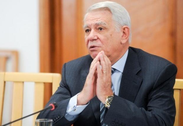 Teodor Meleșcanu, ministrul Afacerilor Externe