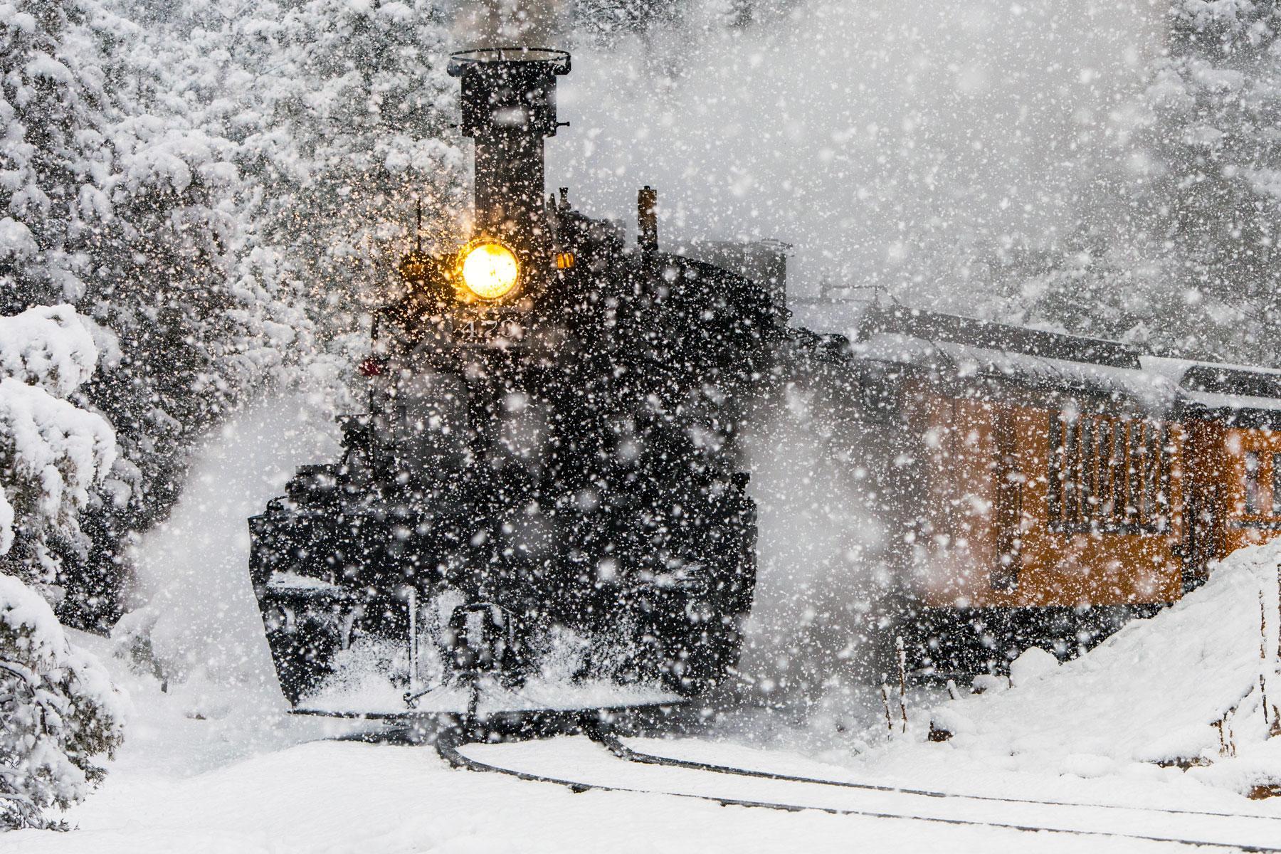 Trenurile Zăpezii 2019: Oferta CFR Călători! Cât costă un bilet