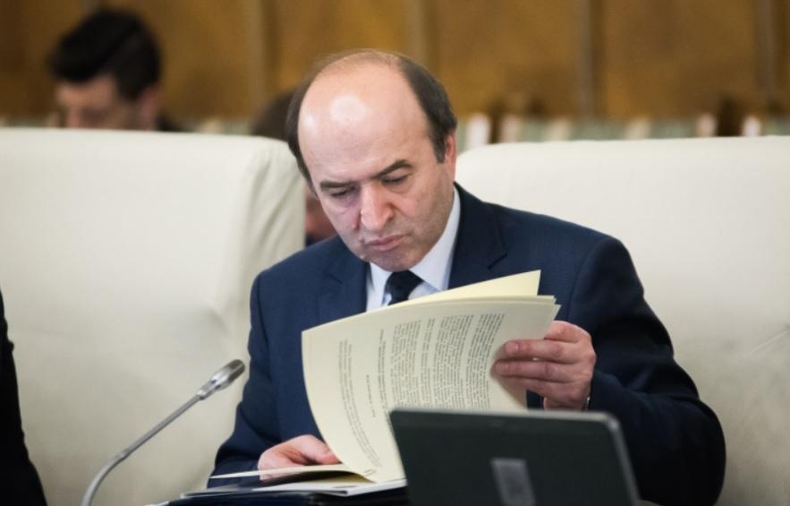 Tudorel Toader a fost audiat în Parlamentul European