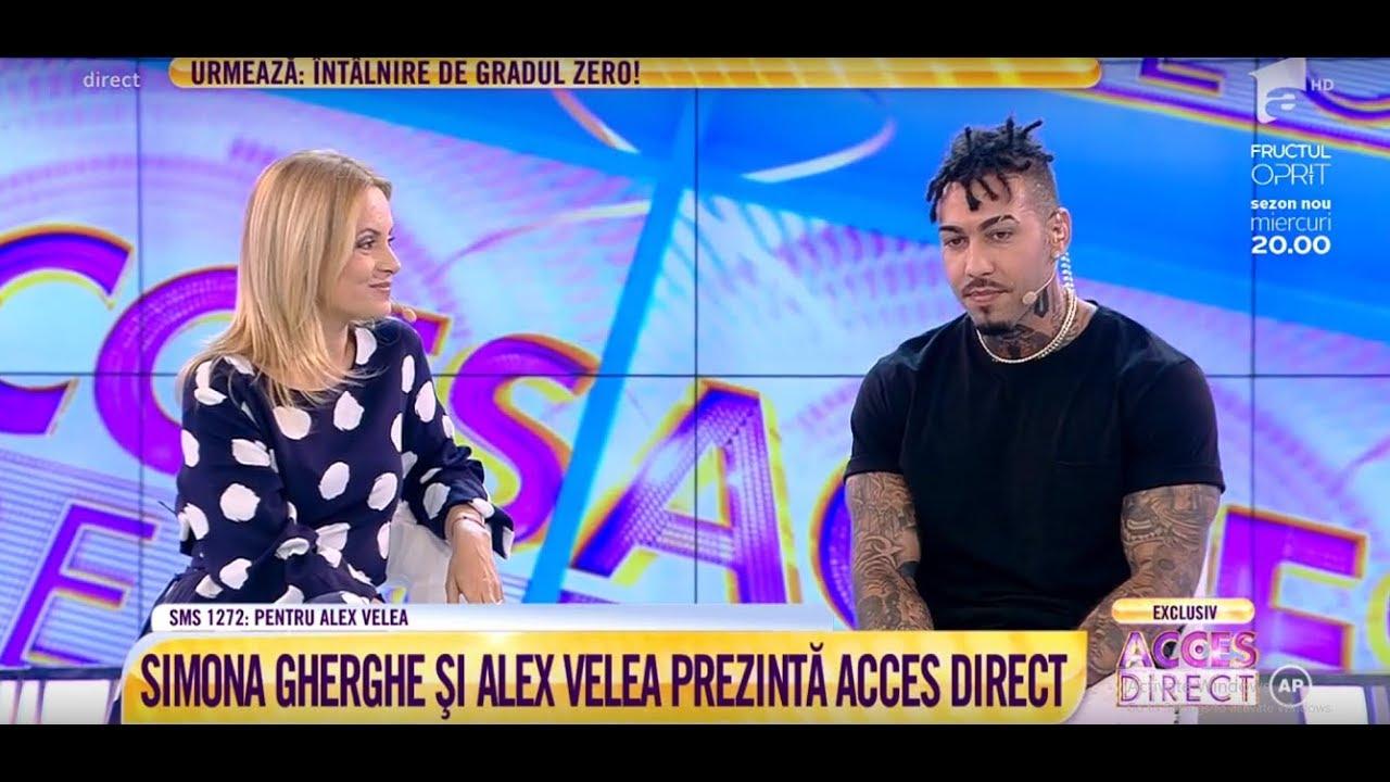 Alex Velea, dat afară de la Antena 1 din cauza Antoniei? Iată ce va face artistul de acum încolo