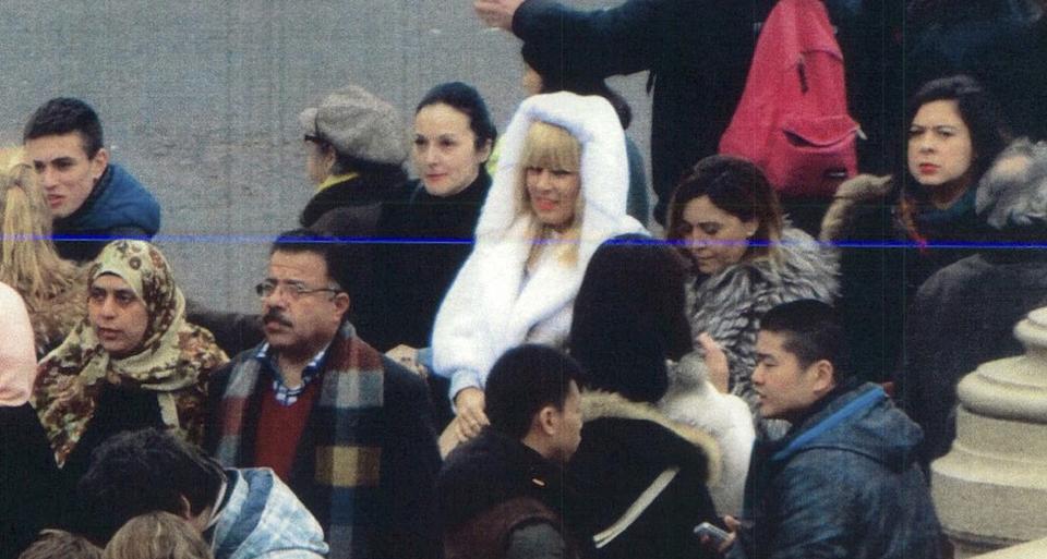 Elena Udrea, alături de Alina Bica