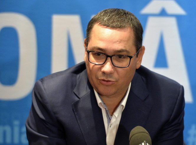 Victor Ponta face acuzații grave!