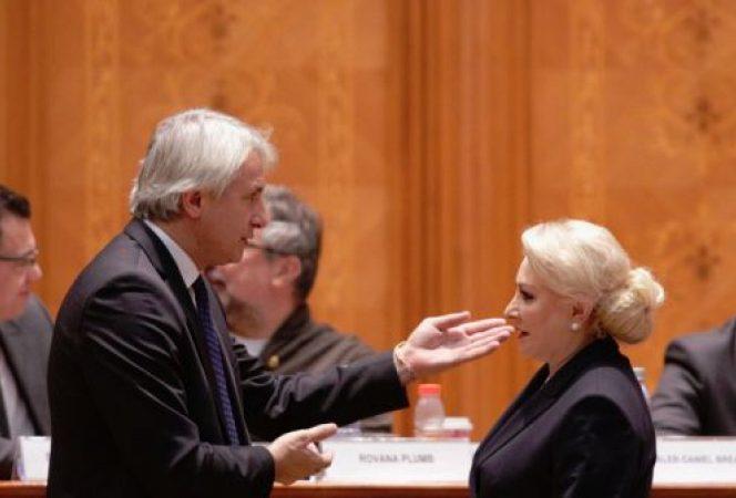 Eugen Teodorovici este considerat de cei de la USR principalul vinovat pentru prăbușirea bursei