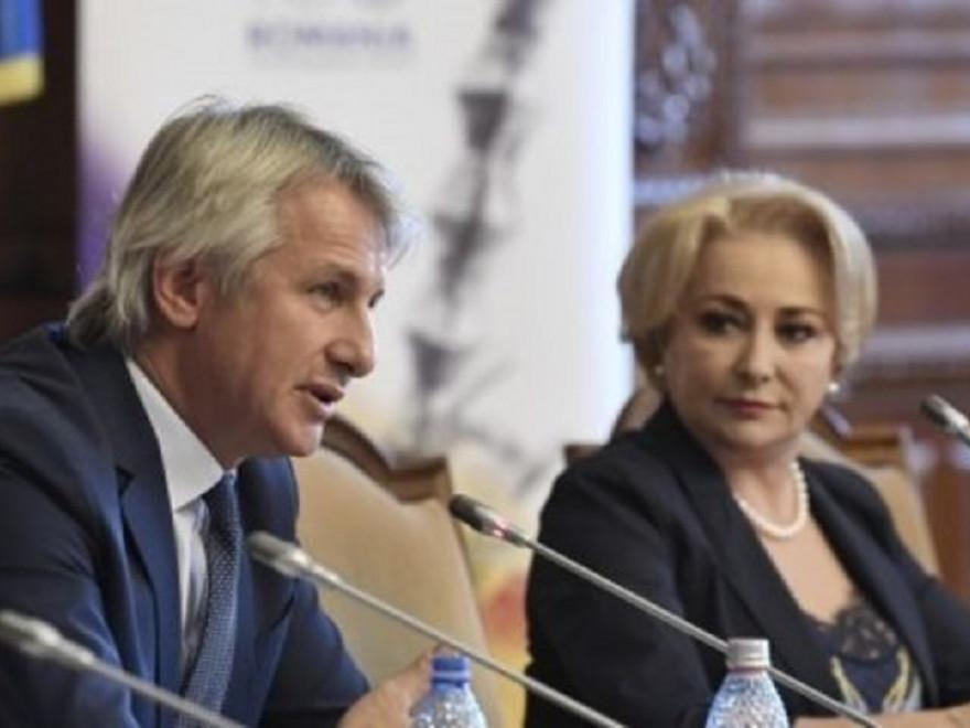 """Ministrul Eugen Teodorovici vrea avion pentru demnitari: """"E de bun simț"""""""