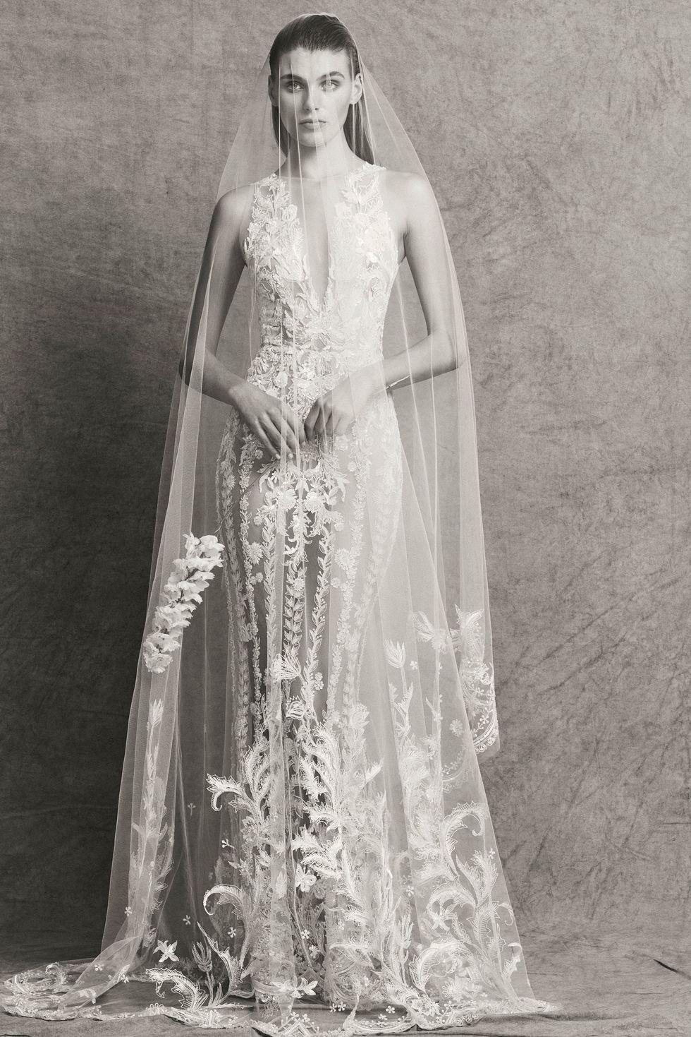 Rochie de mireasă Zuhair Murad, în stil Bohemian
