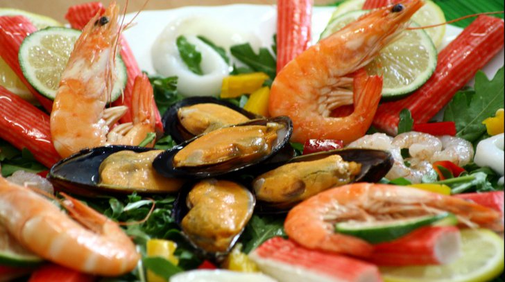 Fructele de mare sunt bogate în seleniu, element important în prevenirea gripei și răcelii. Foarte mulți le mănâncă cu o mare plăcere
