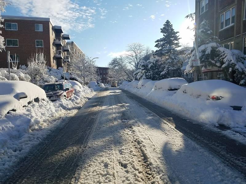 Prognoza meteo pentru weekend! Cum va fi vremea în perioada 22-24 februarie. Iarna se întoarce, strat de zăpadă în București