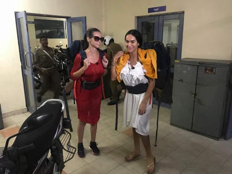 Margherita de la Clejani a ajuns la spital de urgență, la Asia Express! Ce s-a întâmplat la Antena 1