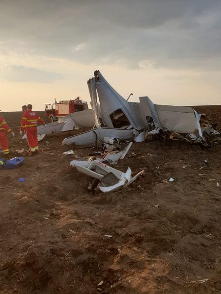 Accident Tuzla. Pilotul a fentat MOARTEA de doua ori! Conicidentele STRANII privind avionul cazut