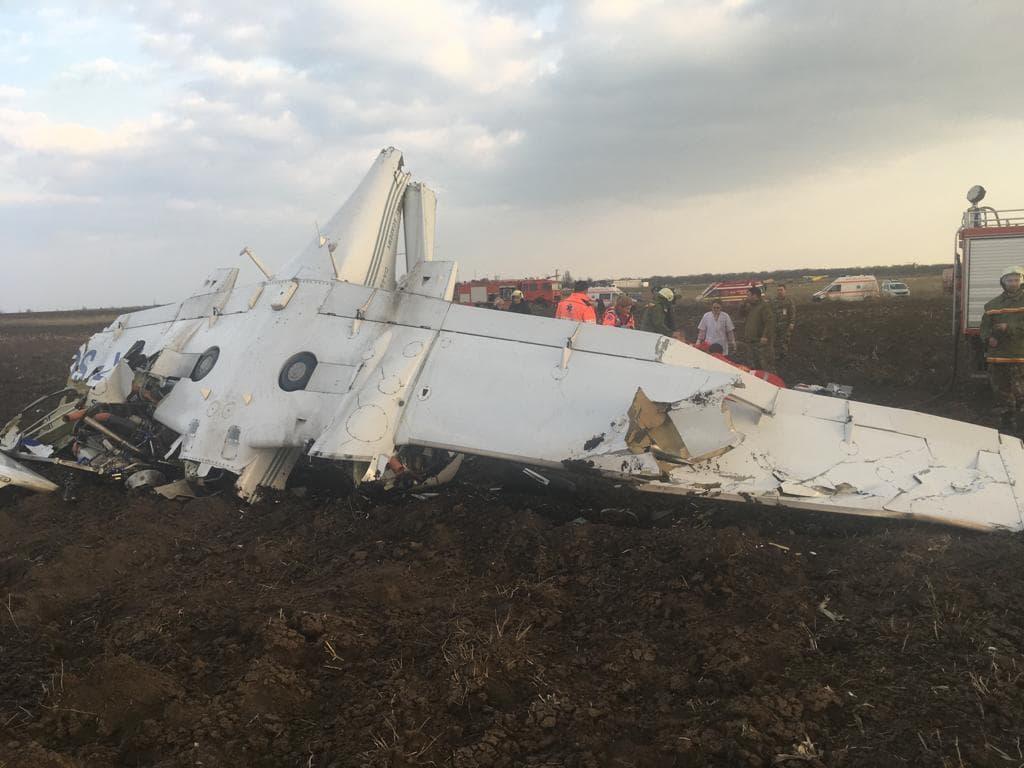 Anchetatorii încearcă să afle cauzele prăbușirii avionului