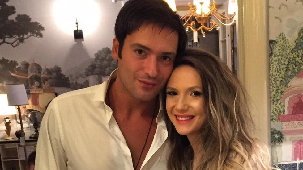 Adela Popescu, alături de Radu Vâlcan