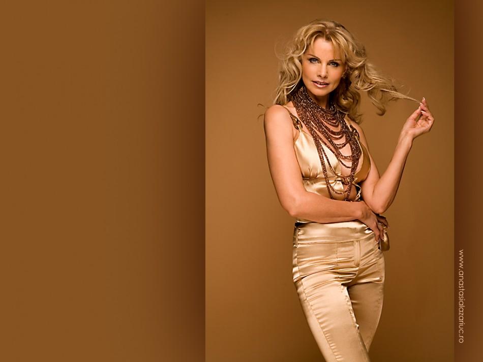 Anastasia Lazariuc are o siluetă de invidiat, la 65 ani