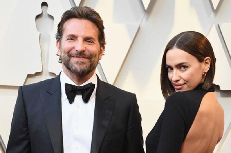 Bradley Cooper se consolează cu frumoasa Irina Shayk după încă o ratare a Oscarului... Unii l-ar invidia...