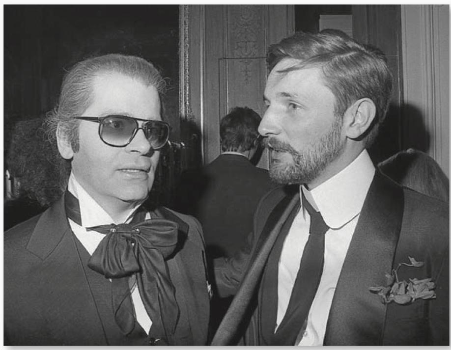 Cine a fost Jacques de Bascher, cel mai cunoscut iubit al lui Karl Lagerfeld