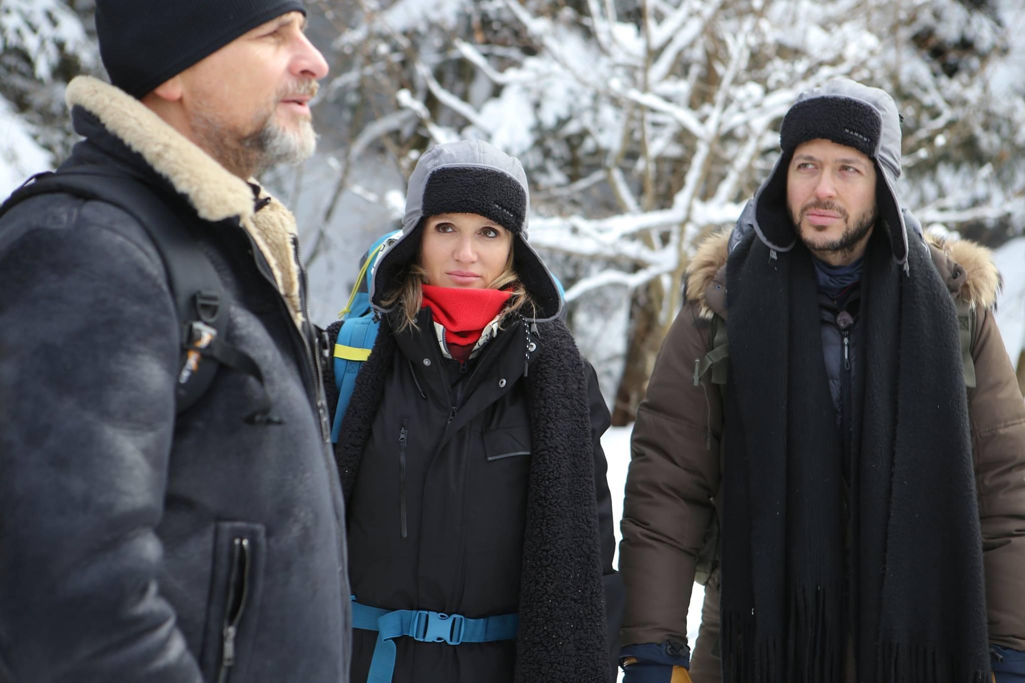 Brigitte Sfăt, dezvăluiri la Ferma de la PRO TV! Cătălin Cazacu s-a culcat cu 3 concurente