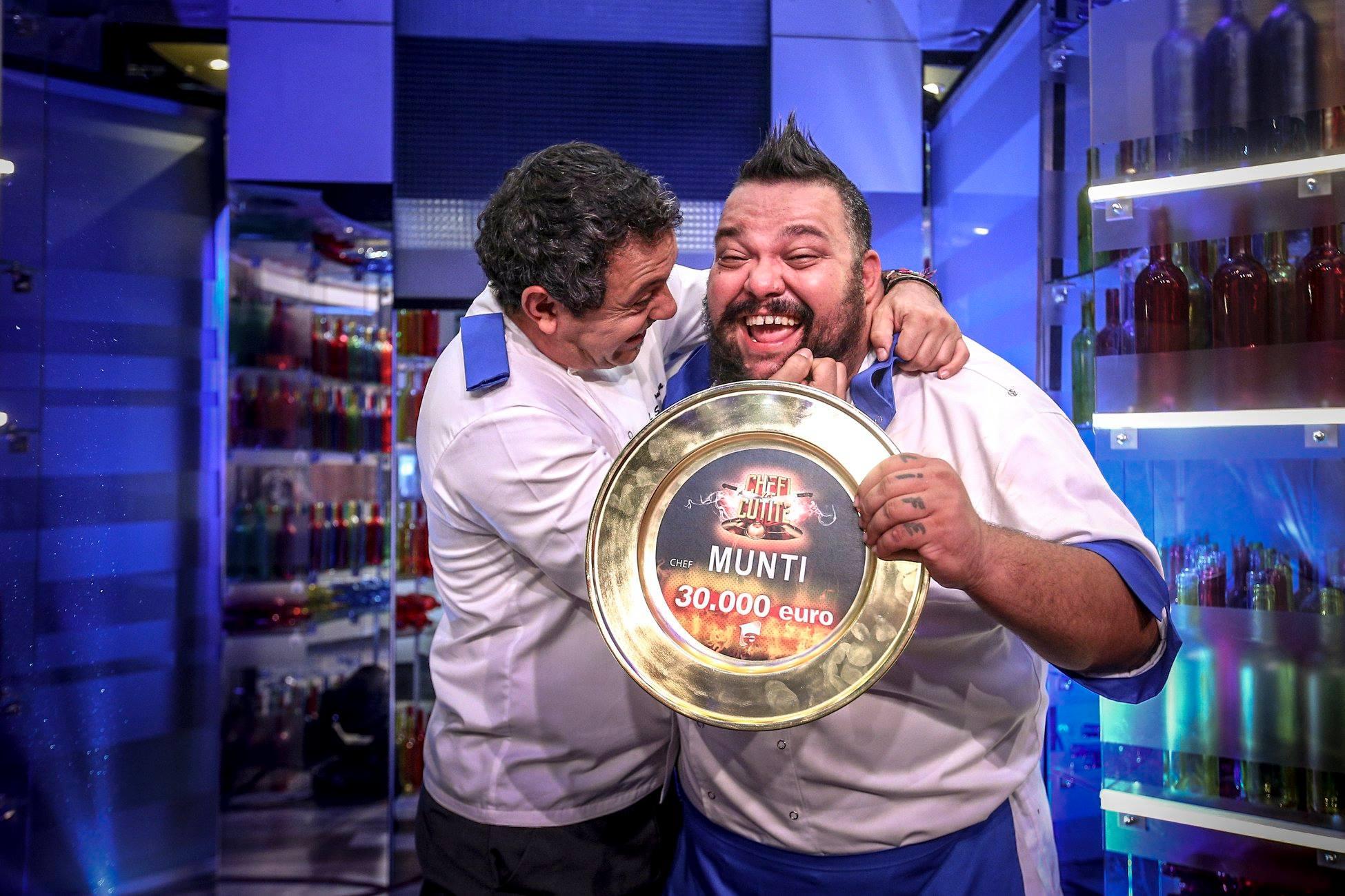 Câștigătorul emisiunii Chefi la cuțite al sezonului 6