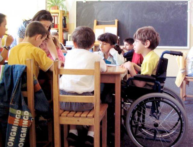clase pentru copii cu cerințe educaționale speciale