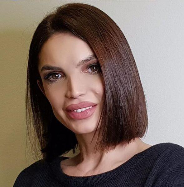 Cristina Spătar suprinde cu un nou look